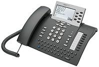tiptel 275 analoges Komfort Tel mit AB und PC CTI DHSG