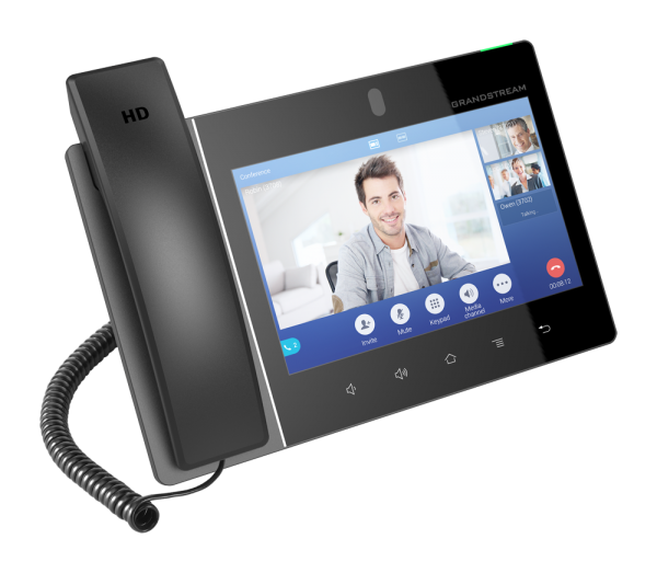 Grandstream SIP GXV-3380 Android Video High-End Business