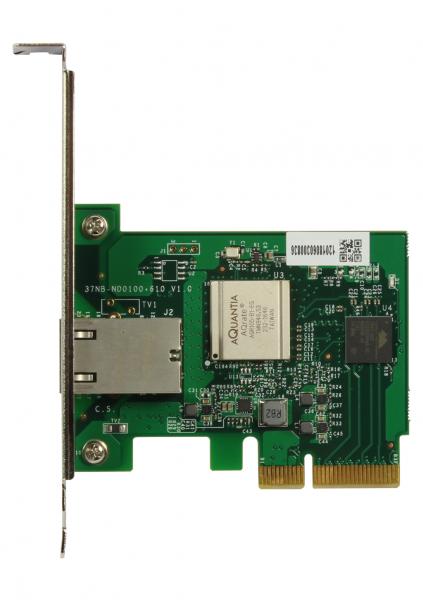 ALLNET ALL0138-1-10G-TX / PCIe X4 Single 100Mbit/1G/2.5G/5G/10G TX Card