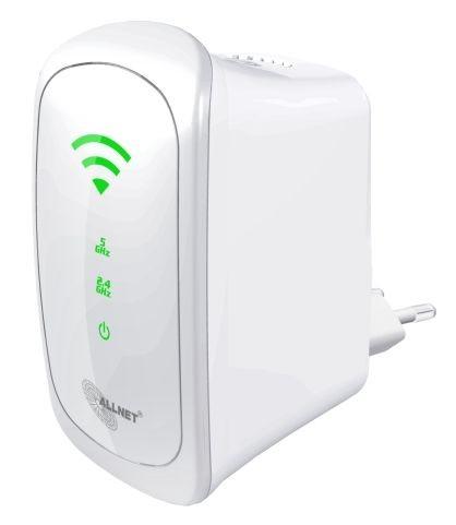 ALLNET ALL0238RD / Wireless 300Mbit Dual-Band 2, 4/5GhZ Rang