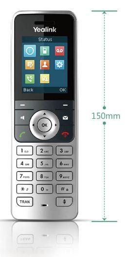 Yealink SIP DECT Telefon SIP-W53H