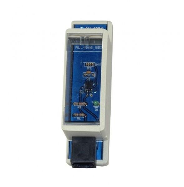 ALLNET MSR Sensor ALL4006 HUT / Temperaturfühler für Hutschiene