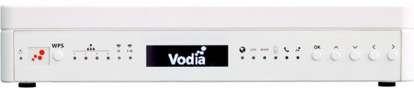 Vodia IO - All-in One Router mit PBX