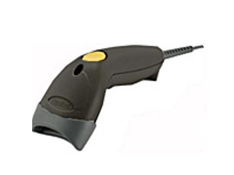 Zebra LS1203 Barcodescanner, 1D, Kit (USB), anthrazit