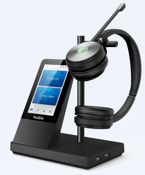 Yealink UC Dect Headset WH66 Dual