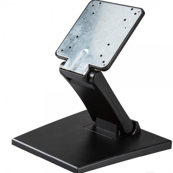 VESA Desktop Standfuß Wand-Halterung Flex für Tablet, Display, Monitor 7,5cm/10cm Vesa, 3 Gelenke