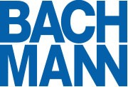 Bachmann, DESK2 2xP40 1xUSB C 60W Charger 0,2mGST18 RAL9005