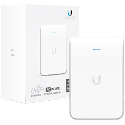 Ubiquiti Unifi AP, AC, In Wall, Pro 3x3 dual-band MIMO