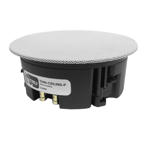 Soundvision TruAudio Thin in-ceiling, ultra dünner Einbaulautsprecher / THIN-CEILING-P