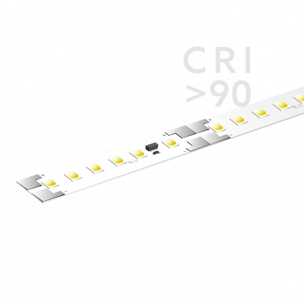 BILTONONE 1300 LED strip 24V DC 13,9W/m IP00 CRI>90 2200K WHITE 5m