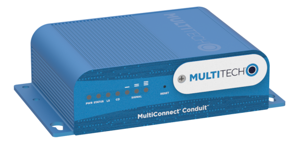 MultiTech MultiConnect Conduit 4G & AEP (GNSS version)
