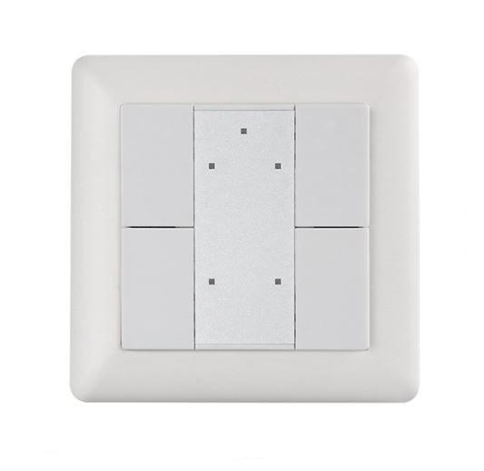Synergy 21 LED Controller EOS 08 KNX Taster 4-fach