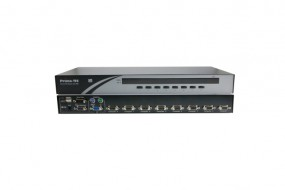"ALLNET ALLPRIMAT8 / KVM Switch 8x PS/2, USB, VGA, 19"", PrimaT8"