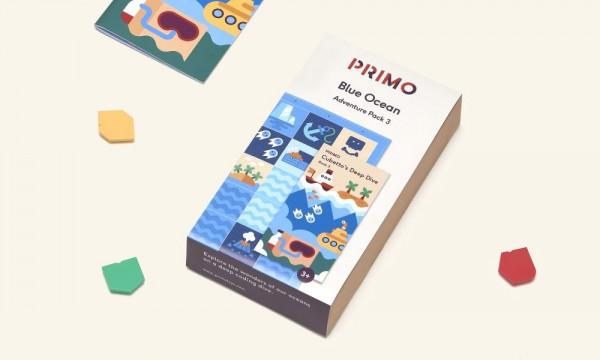 """Cubetto MINT Coding Abenteuer Paket """"Der blaue Ozean"""" ab 3 Jahren (Geeignet für Montessori) - Deutsche Version"""
