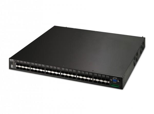 ZyXEL XGS4700-48F SWITCH 48x GbE SFP + 2x 10GB Slot