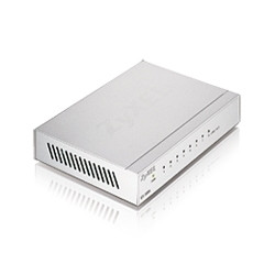 ZyXEl Switch 8-Port Gigabit 10/100/1000 ext Netzteil, GS-108B v3
