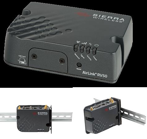 Sierra Wireless RV50X Industrial LTE Router, LTE-A, APAC