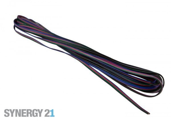 Synergy 21 LED Flex Strip zub. Flachbandkabel RGB-W 25m