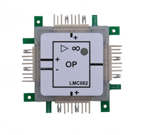 ALLNET Brick'R'knowledge Operationsverstärker LMC662