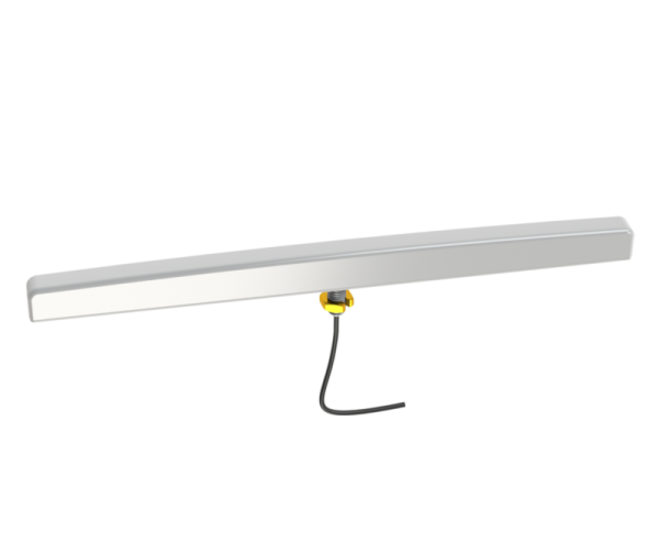 Poynting GSM-Antenne 4dbi Omni Dash LTE Antenne 1x1m Kabel 90° SMA-M DASH-1-1