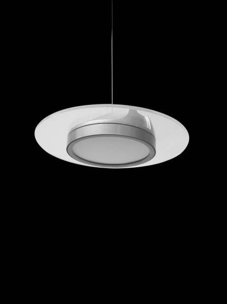 Synergy 21 LED Rundleuchte transparent 36W HL ww