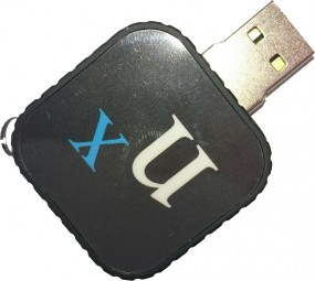 Networkoptix IP Nx-Professional Starter-Stick 4 Kanal