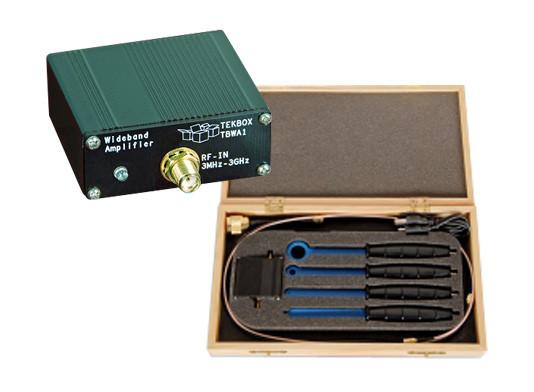 Tekbox TBPS01-TBWA2/20dB / Nahfeldsonden-Set mit 20dB Breitbandverstärker
