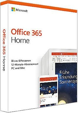 MS-SW Office 365 Home