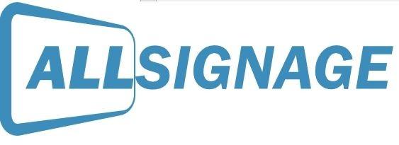 ALLSIGNAGE -on-site-100 Display 1 Jahr Update & Support Update
