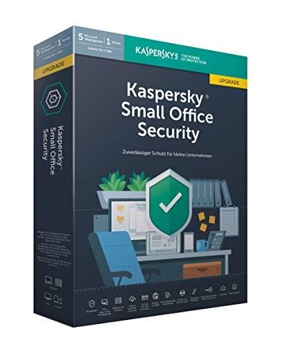 Kaspersky Small Office Security v.6 - Upgrade