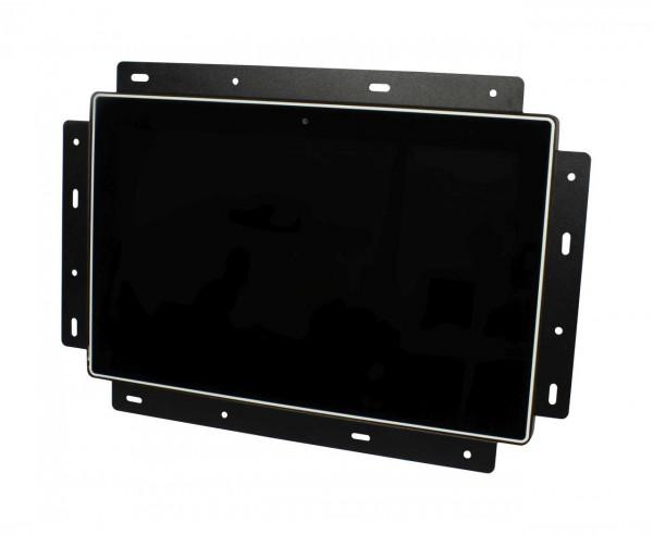 ALLNET Touch Display Tablet 15,6 Zoll zbh. Einbaurahmen, Unterputzrahmen