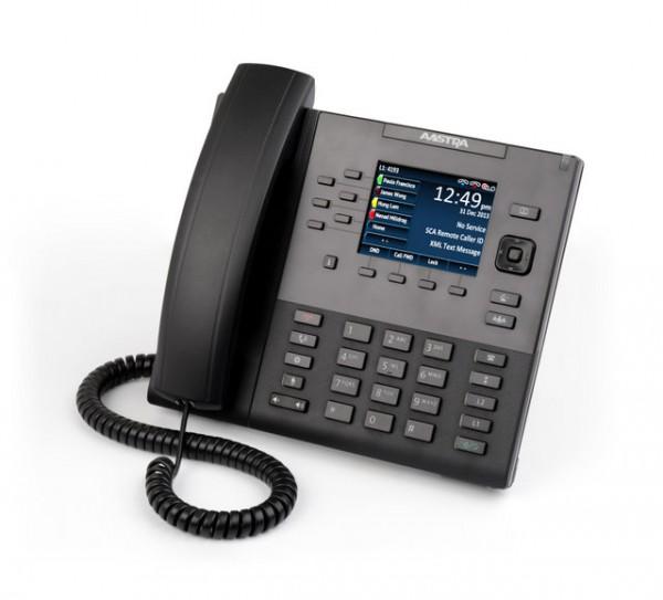 Mitel SIP 6867 Komfort SIP Telefon - ohne Netzteil