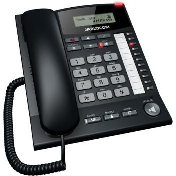 "Jablocom ""Essence"" 3G Desktop Phone, SIM-Card Slot GDP-06iSMA GSM Telefon, SMA-M Antenna"