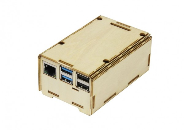 Rock Pi 4 zbh. Wood Eco Easy Case