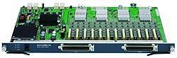 ZYXEL ALC1248G-53 48-port Annex B ADSL2+ line card over ISDN