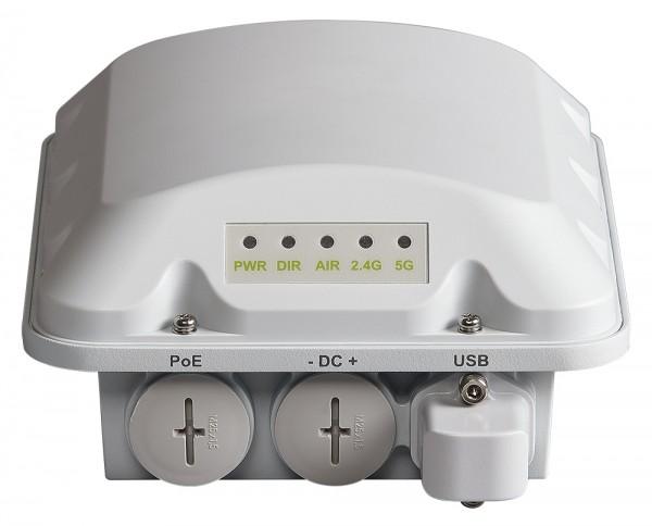 RUCKUS ZoneFlex T310N - 802.11ac WAVE 2 Outdoor Dualband - 30x30 deg, USB, DC