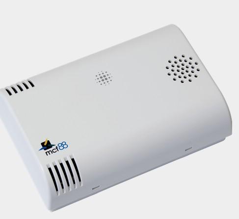 LoRa MCF88 LoRaWAN Indoor Environmental Sensor Temperatur - Luftfeuchtigkeit, Druck, Licht, Luftqualität und CO2