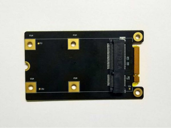 LeMaker HiKey 960™ M.2-to-mini-pcie Adapter Board
