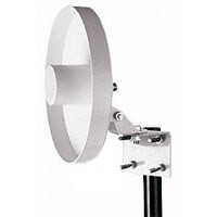 ALLNET Antenne 2,4 GHz 14dBi Backfire outdoor N-Type L-com