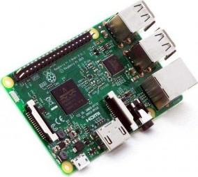 Raspberry Pi 3 Board - Modell B