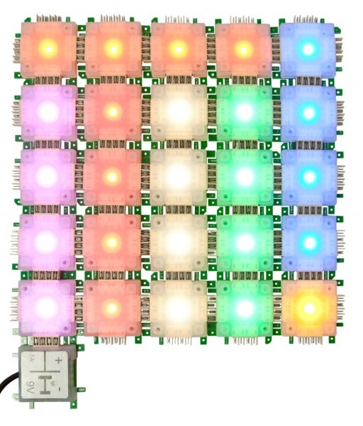 ALLNET Brick'R'knowledge 7 Color Light Set