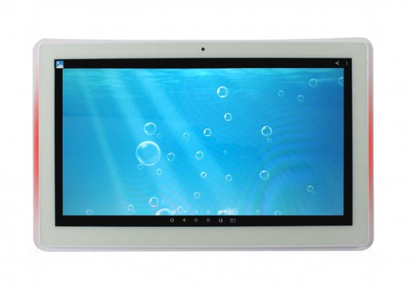 ALLNET Design LED Tablet 15 Zoll RK3288 Android 8.1 und NFC, Meetingraum Tablet