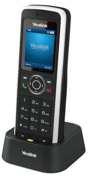Yealink SIP DECT Telefon SIP-W52H zbh. Handset