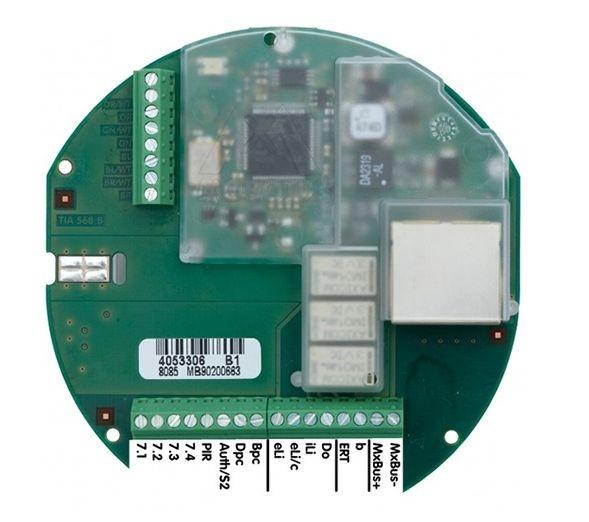 Mobotix Erweiterte Anschlussplatine (IO-Modul) STD