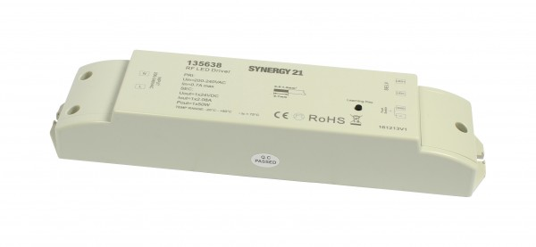 Synergy 21 LED Controller EOS 05 1-Kanal Controller CV - 24V/50W
