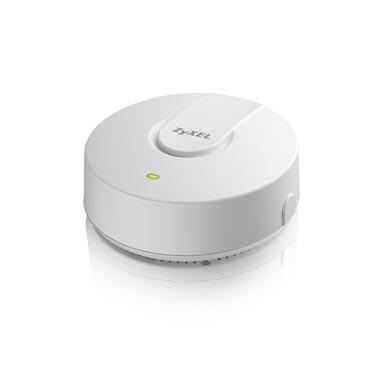 ZyXEL Wireless Access Point PoE, dual Radio, Rauchmelder Des