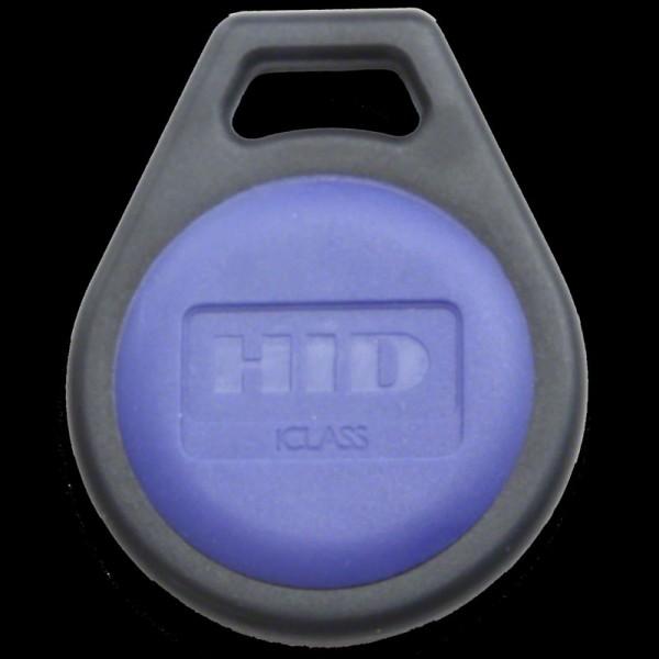 HID Zubehör für Kartenleser IClass Key II Contactless Smart Key, 2K bit with 2 application areas