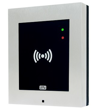 2N Access Control - Kartenleser RFID & Bluetooth Secured