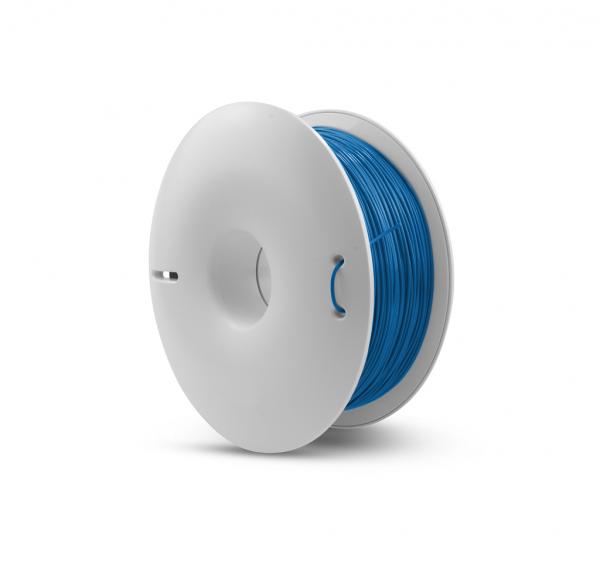 Fiberlogy 3D Filament HD PLA blau 1,75 mm