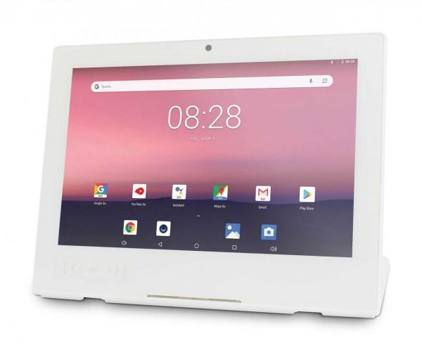 ALLNET Desktop Display Tablet 10 Zoll RK3288 Android 8.1, NFC, 2,4/5GHz Wlan, PoE, Bluetooth, Serial Port